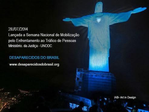 CAMPANHA AZUL DE COMBATE AO TRÁFICO DE PESSOAS banner