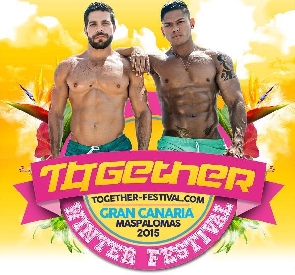 """""""Together"""" el primer festival gay europeo de invierno"""
