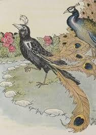 Folktales for Grown Folks- The Vain Jackdaw banner